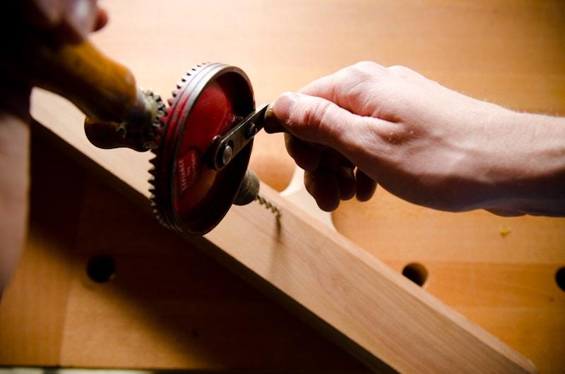Stanley Egg Beater Hand Drill