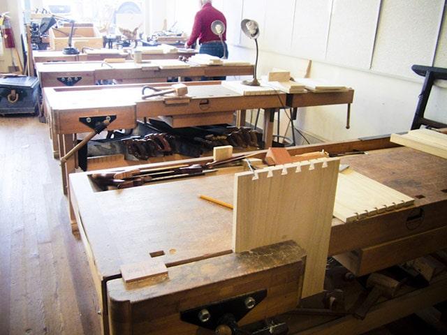 Woodwright'S School Hofmann &Amp; Hammer Premium German Workbench
