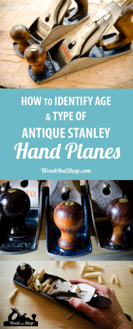 antique wood planes identification. stanley plane identification and dating for bailey antique wood planes 0