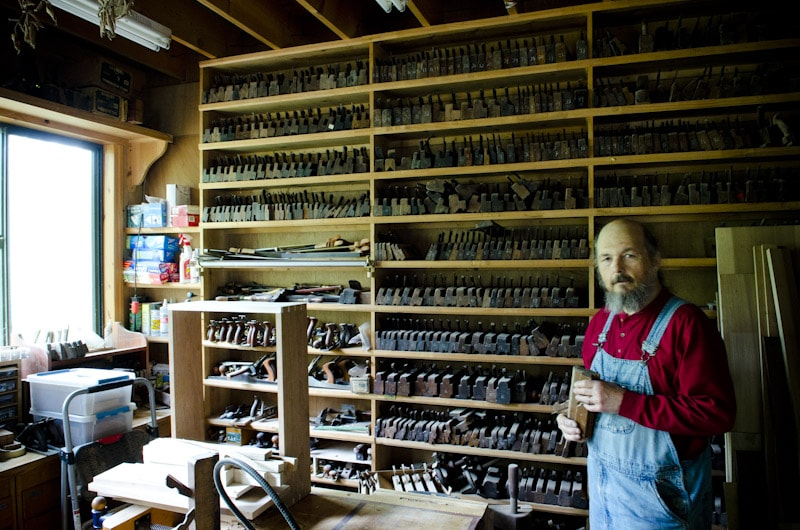 Traditional Workshop Tour Bill Anderson Wood And Shop