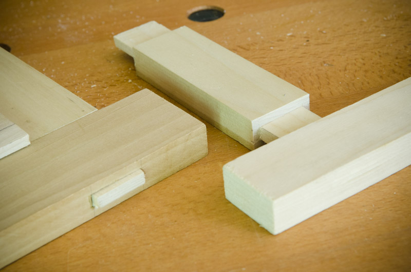 Mortise And Tenon Joint ~ Video how to make mortise and tenon joints with hand