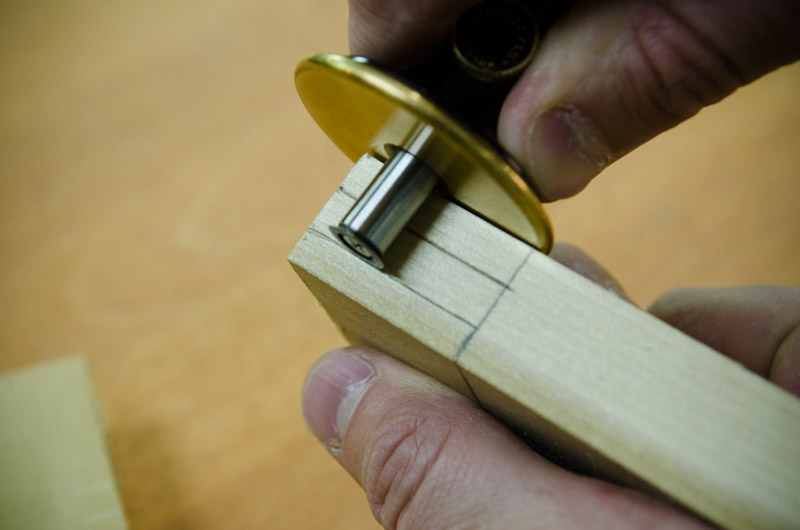 VIDEO: How to make Mortise and Tenon Joints with Hand ...