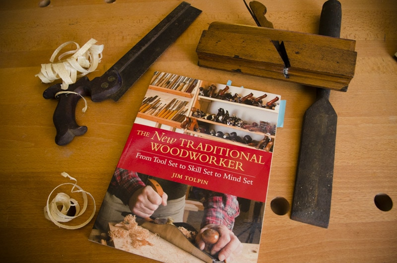 The New Traditional Woodworker Best Traditional Woodworking Books