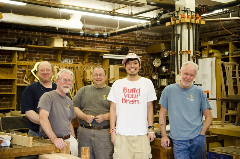 Amazing Tour Of Phillip Lowe S Woodworking School Wood And Shop