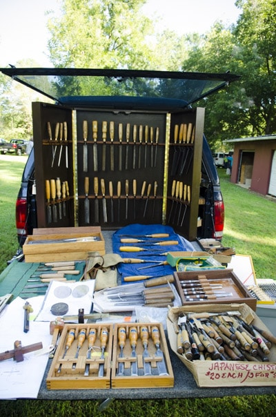 hand tool sale mid-west-tool-collectors-association-sale