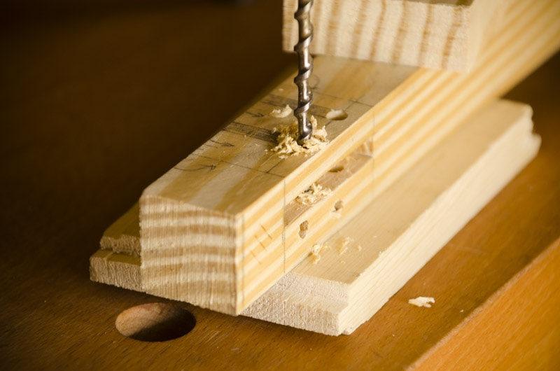 how to make a tenon joint