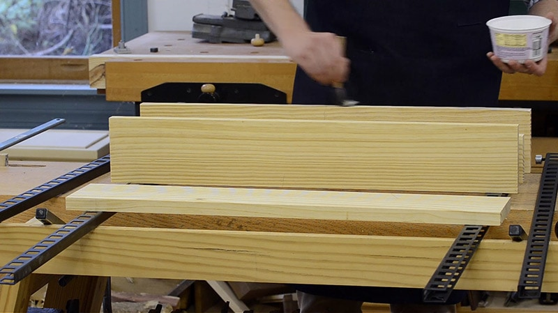 Peachy How To Glue Up A Table Panel With Panel Clamps Wood And Shop Download Free Architecture Designs Scobabritishbridgeorg