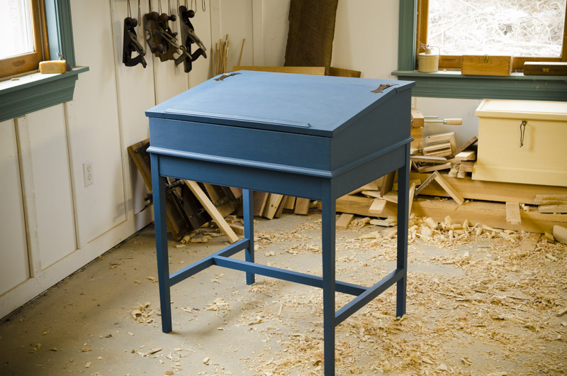 How To Build A Desk With Hand Tools Part 1 Dovetail