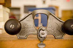 No. 71 Antique Stanley Router Plane with patent date Oct 29, 1901