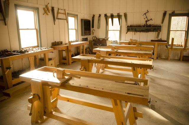 Collection Of Wood Work Bench Styles Including Moravian Workbench In The Wood And Shop Traditional Woodworking School