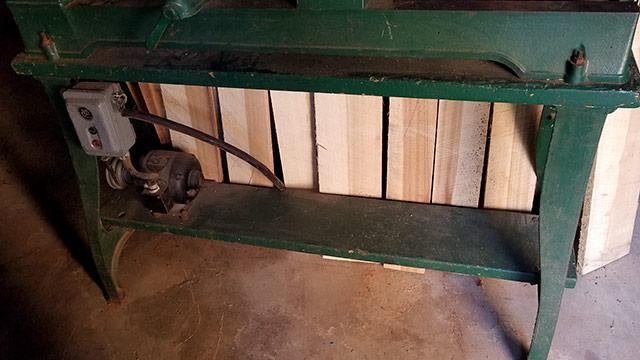 Wood Turning Lathe Cast Iron Base For A Delta Rockwell Lathe