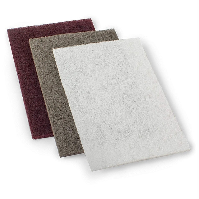 3M Scotch-Brite Abrasive Pads set of 3