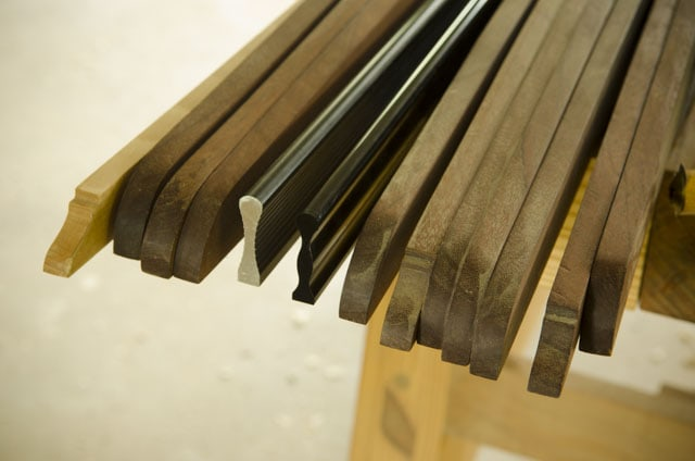 Collection Of Woodworking Straight Edges