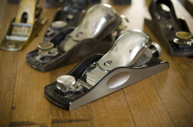 Woodriver Low Angle Block Plane With Stanley Block Planes