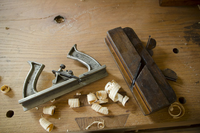 Wooden And Metal Come And Go Tongue &Amp; Groove Planes
