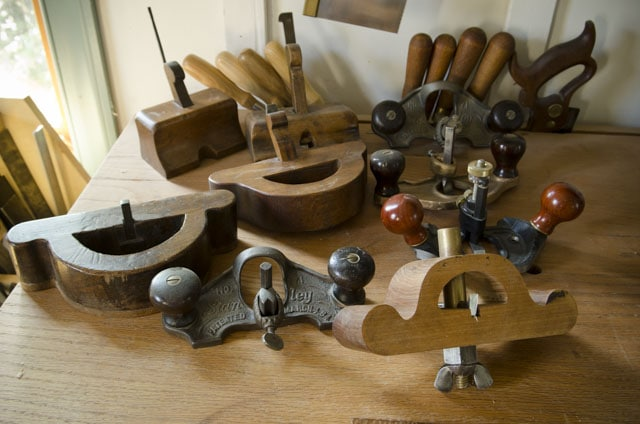 Large Assortment Of Router Planes