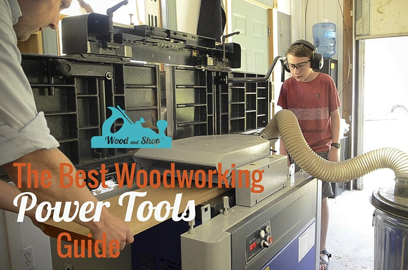 Woodworking Power Tools Guide Felder Ad941 Thickness Planer